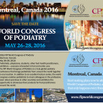 FIP-IFP WORLD CONGRESS OF PODIATRY